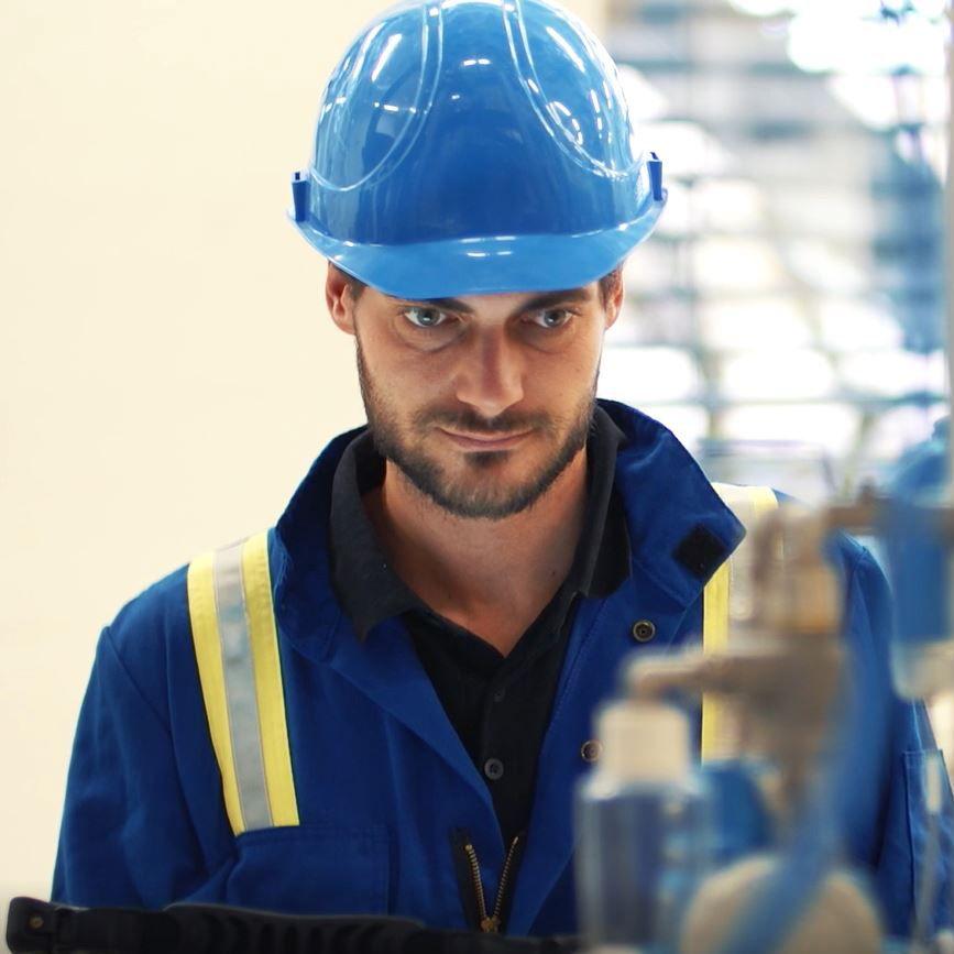 Mike, Maintenance Technician